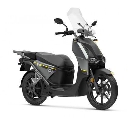 Super Soco CPX E-scooter 25km, Grey