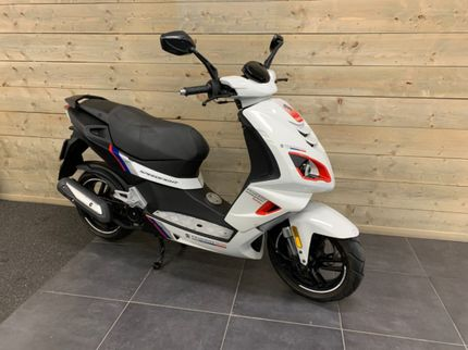 Peugeot Speedfight 4 R-Cup E4 45km 2018 Occasion, Icy White