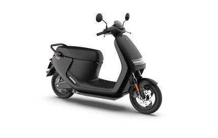 segway E110SE Launch Edition E-scooter 25km, Matt Black