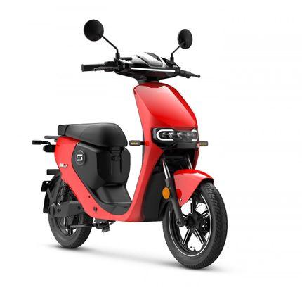 Super Soco CU Mini E-scooter 25km, Red