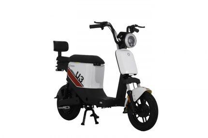 Yadea U3 25km Elektrische scooter, White