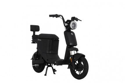 Yadea U3 25km E-scooter, Matt Black