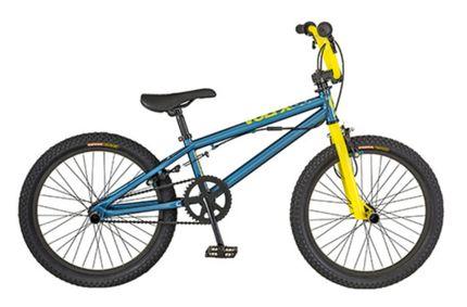 Scott Volt X-30, Blue / Yellow