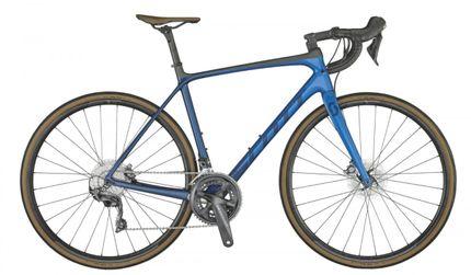 Scott SCO Bike Addict 10 disc marine blue (KH) XXS47, Marine Blue