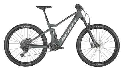 Scott SCO Bike Strike eRIDE 930 black (EU) M, Black