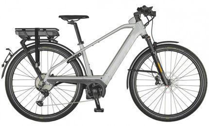 Scott SCO Bike Silence eRIDE 10 Men Speed L, Grey