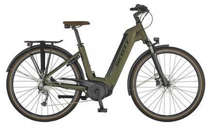 Scott SCO Bike Sub Tour eRIDE 30 USX M, Green