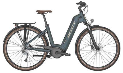 Scott SCO Bike Sub Active eRIDE USX S, Steel Blue