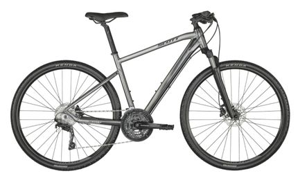 Scott SCO Bike Sub Cross 20 Men M, Slate Grey