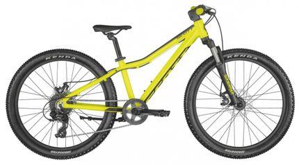 Scott SCO Bike Scale 24 disc yellow (KH) 1size, Yellow