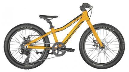 Scott SCO Bike Scale 20 rigid (KH) 1size, Dark Yellow