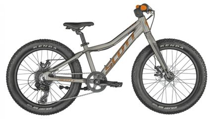 Scott SCO Bike Roxter 20 raw alloy (KH) 1size, Raw Alloy