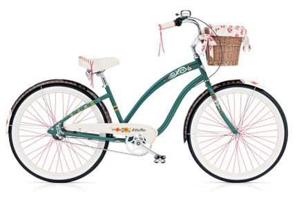 Electra Gypsy 3i Ladies' 26 Forest Green