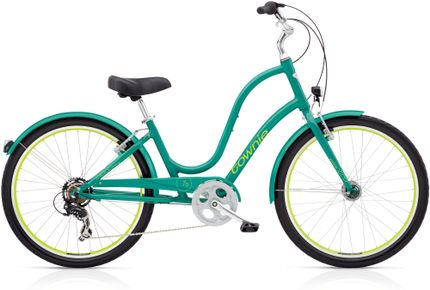 Electra Townie Original 7D EQ Ladies' 26 Teal Green