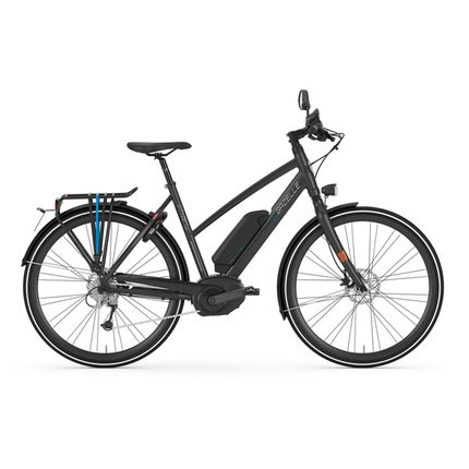 Gazelle Cityzen Speed D53 Black S10 (Mat)