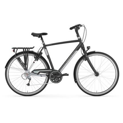 Gazelle Ultimate T27 Heren 57cm Black/White Grey (Mat) H27