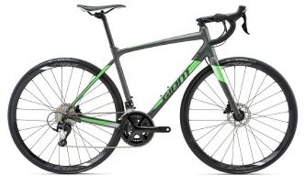 Giant Contend SL 1 Disc XL Charcoal