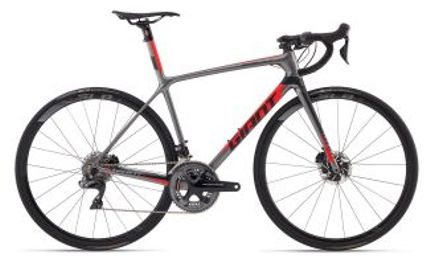 Giant TCR Advanced SL 0 Disc XL Charcoal