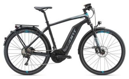 Giant Explore E+ 0 S5 GTS 25km/h M Black/Blue