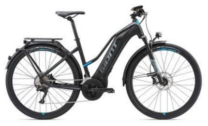 Giant Explore E+ 0 S5 STA 25km/h S Black/Blue