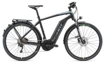 Giant Explore E+ 1 S5 GTS 25km/h L Black/Green