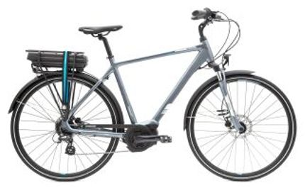 Giant Entour E+2 Disc GTS 25km/h-GB XL Steel Grey