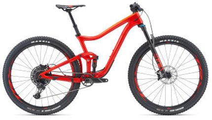 Giant Trance Advanced Pro 29er 2 S Pure Red