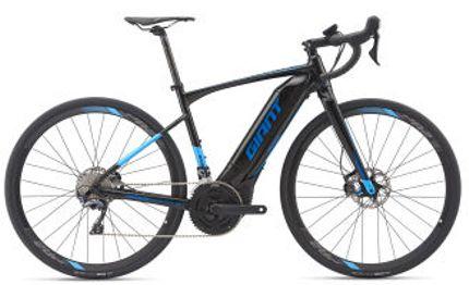 Giant Road-E+ 1 Pro 25km/h S Black/Blue
