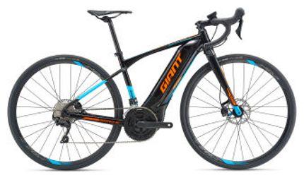 Giant Road-E+ 2 Pro 25km/h XS Black/Orange