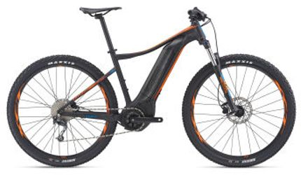 Giant Fathom E+ 3 Power 29er 25km/h S Black/Orange