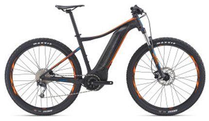 Giant Fathom E+ 3 Power 29er 25km/h XL Black/Orange