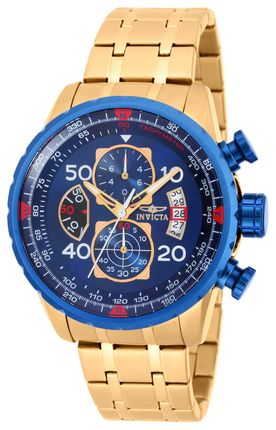 Invicta AVIATOR 19173 - Men's 48mm
