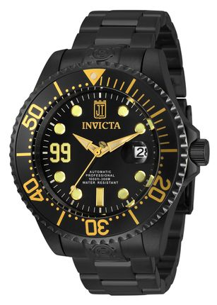 Invicta JASON TAYLOR 30196 - Men's 47mm