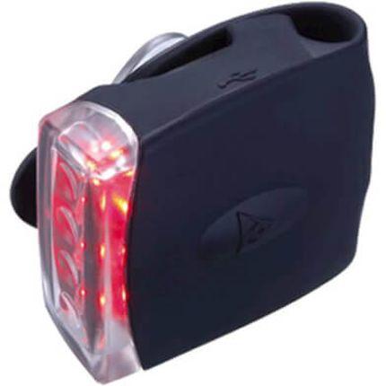 Topeak a licht RedLite DX USB zwart