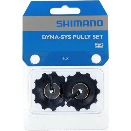 Derailleurwielset 10 speed Shimano RD-M663 SLX