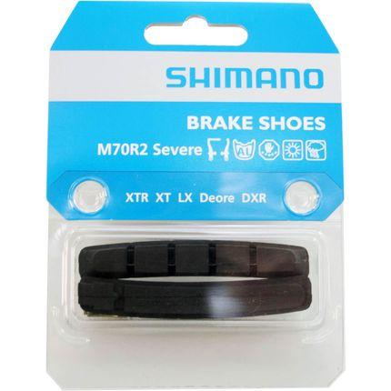 Shim remblokrubber v-bruin M70R2 + 1mm