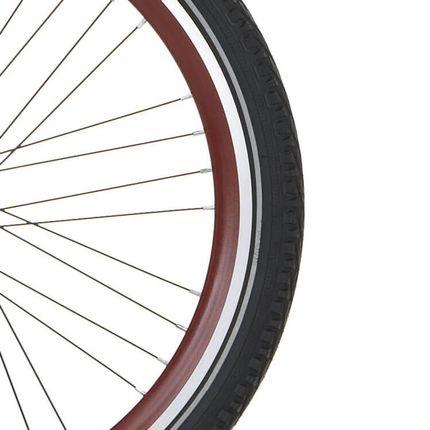 Alpina velg 26 9x4 YS9018 rood