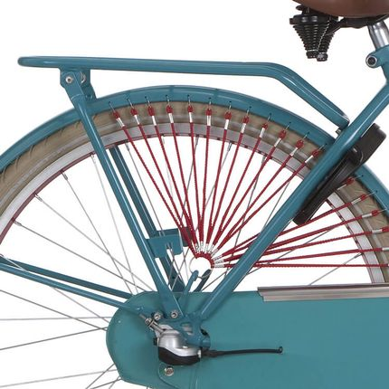 Alpina drager 24 Tingle turquoise
