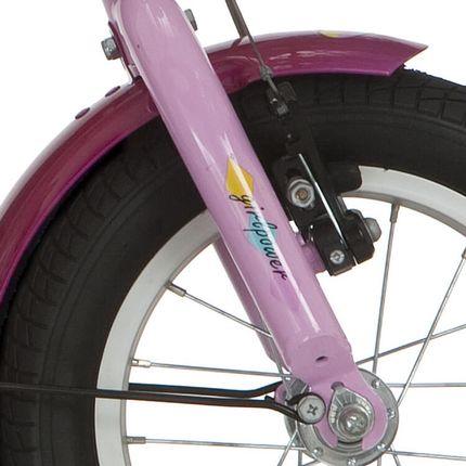 Alpina voorvork 12 GP pink