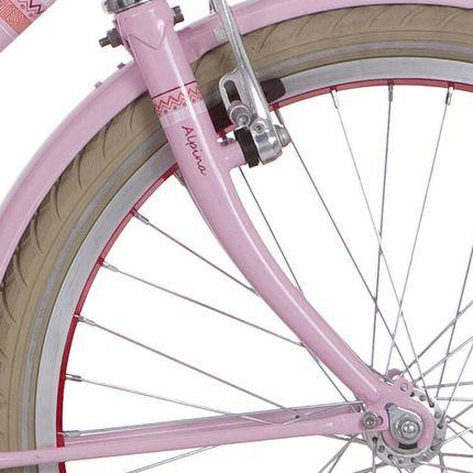 Alpina voorvork 22 Tingle l roze