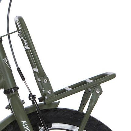 Alpina v drager 18 Cargo army green matt