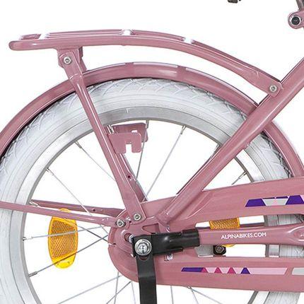 Alpina drager 16 Clubb soft pink