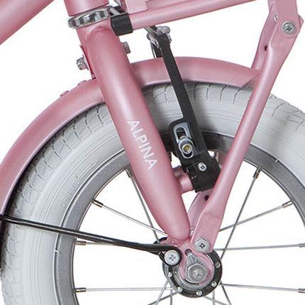 Alpina voorvork 12 Cargo mt light pink