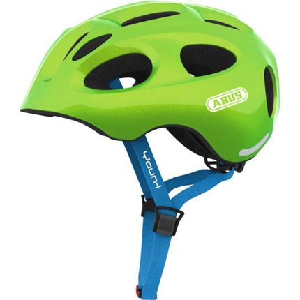 Abus helm Youn-I sparkling green M 52-57