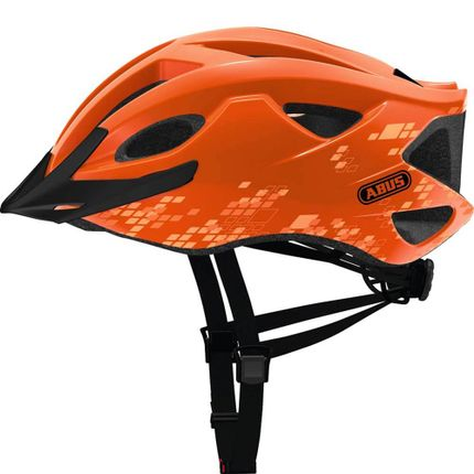 Abus helm S-Cension diamond orange L 58-62