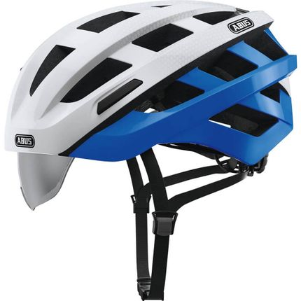 Abus helm In-Vizz Ascent blue comb L 58-62