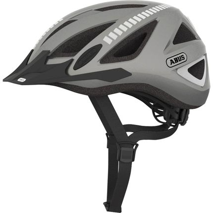 Abus helm Urban-l 2.0 signal grey XL 61-65