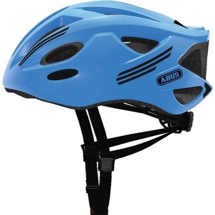 Abus helm S-Cension neon blue M 54-58