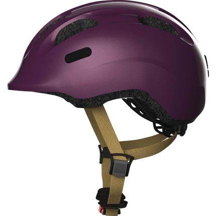 Abus helm Smiley 2.0 royal purple S 45-50