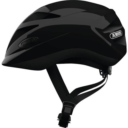 Abus helm Hubble 1.1 shiny black M 52-57